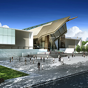 Contract Winning Design by Thailand Cultural Centre